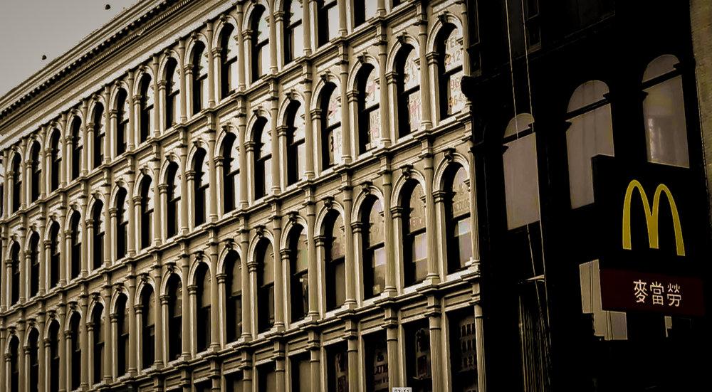 Canal Street, in Manhattan's Chinatown
