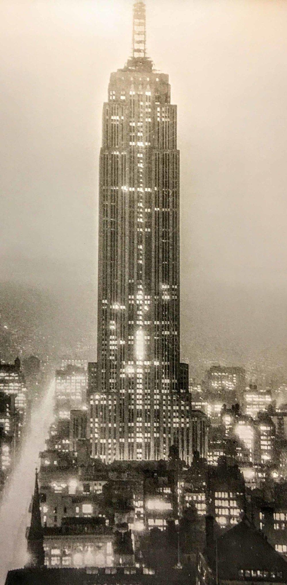 FOTO: LEWIS HINE, 1930