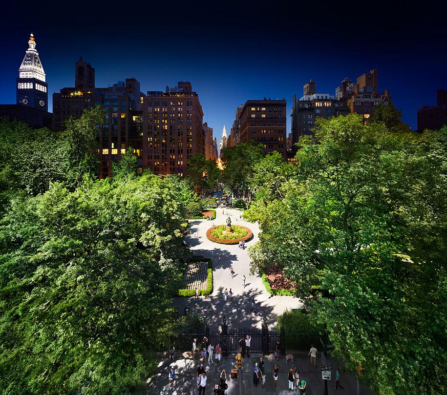 madison square park, new york city