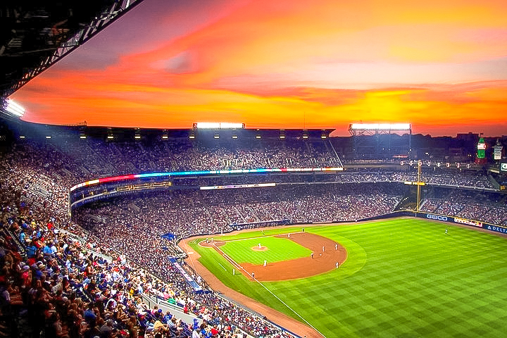 COMPLETED IN 2009, IT IS THE HOME BASEBALL PARK OF MAJOR LEAGUE BASEBALL'S NEW YORK METS. IMAGE: COURTESY CITIFIELD