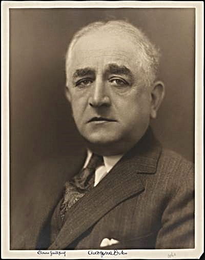Adolph S. Ochs, owner and publisher of The New York Times from 1896 to 1935 (Image: Museum of the City of New York)