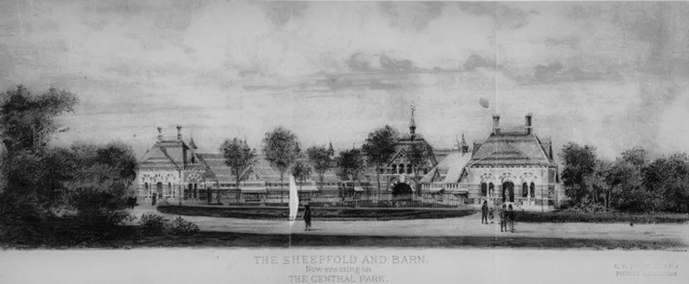 The Sheepfold and Barn (Image: Wikipedia)