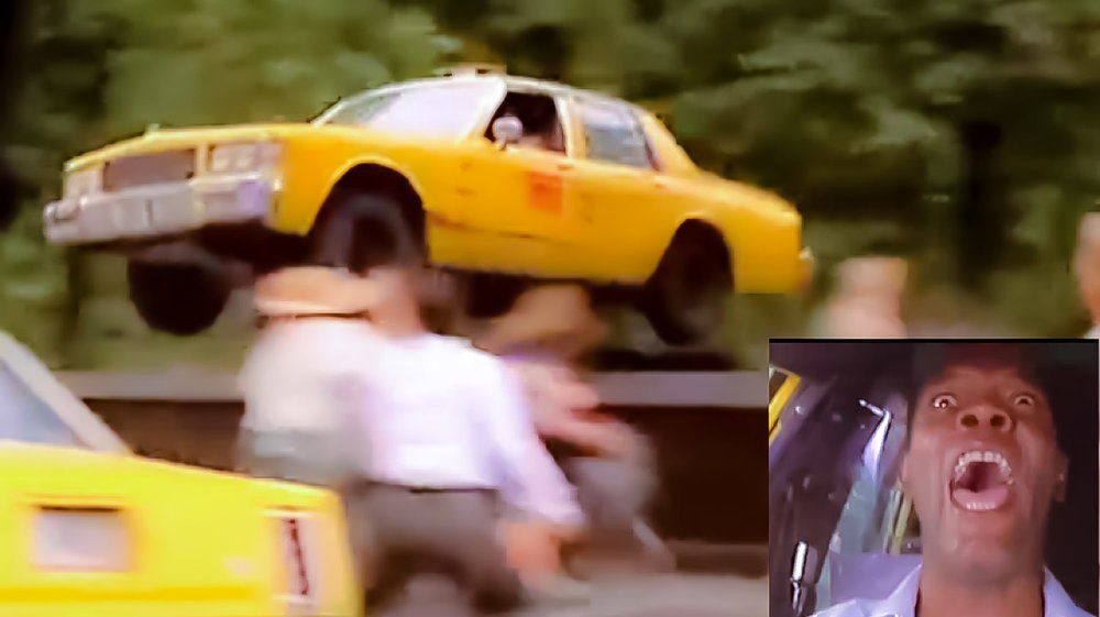 """""""DIE HARD- DURI A MORIRE: BRUCE WILLIS AND SAMUEL L. JACKSON'S PRODUCTION TEAM TURNING CENTRAL PARK UPSIDE DOWN."""