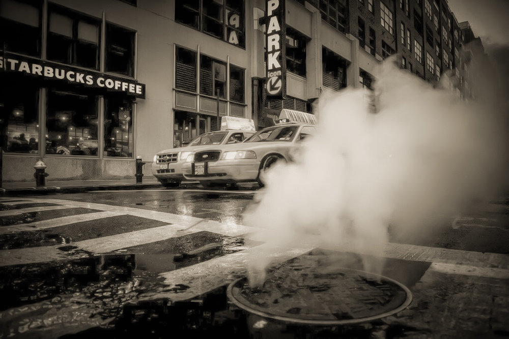 Midtown Manhattan, new york city. Photo: lucas compan