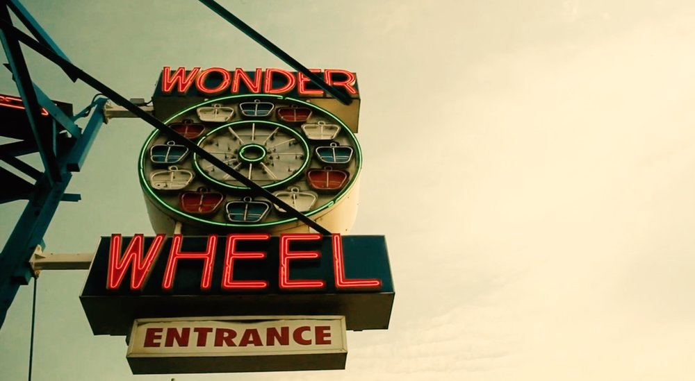 Wonder Wheel dates from the 1920s. photo: lucas compan