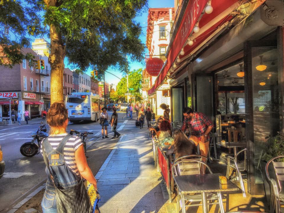bedford street, williamsburg, brooklyn. photo: lucas compan
