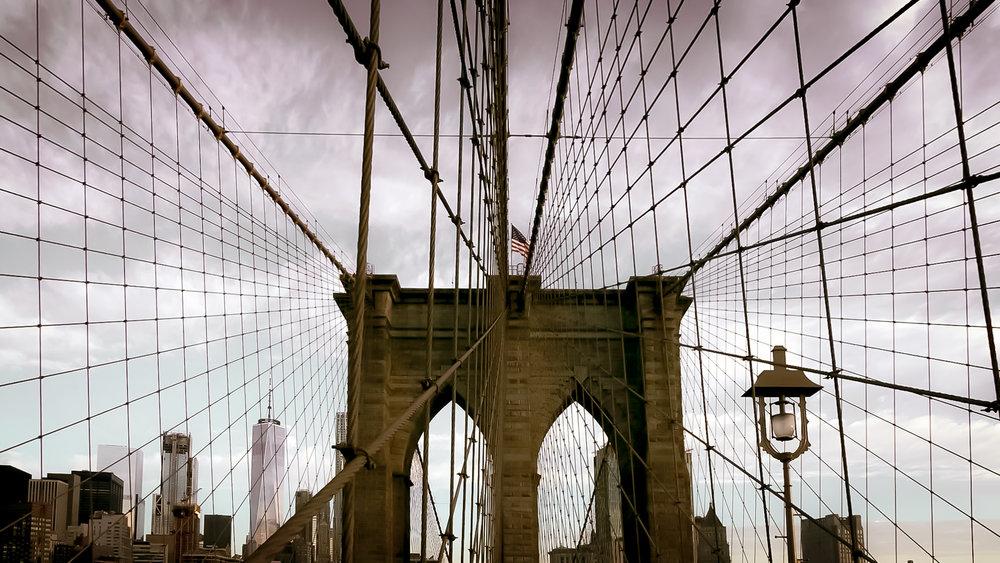 Brooklyn Bridge. Photo: lucas compan