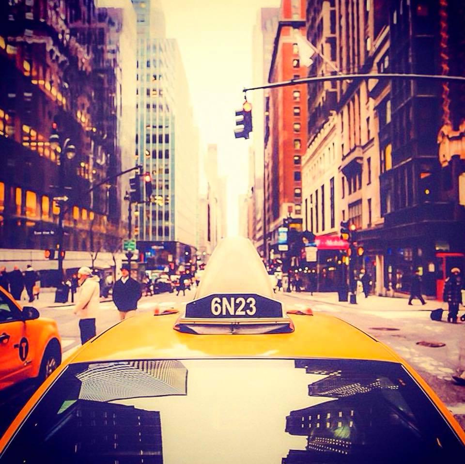 Yellow York City. Photo: Lucas Compan