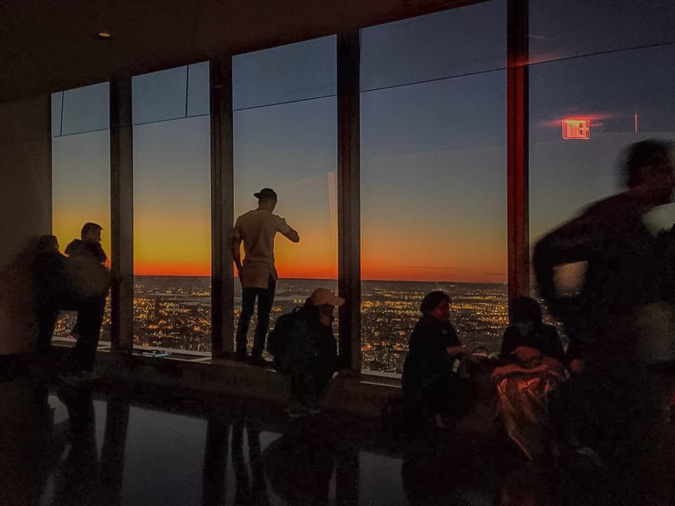 Il tramonto. photo @lucascompan