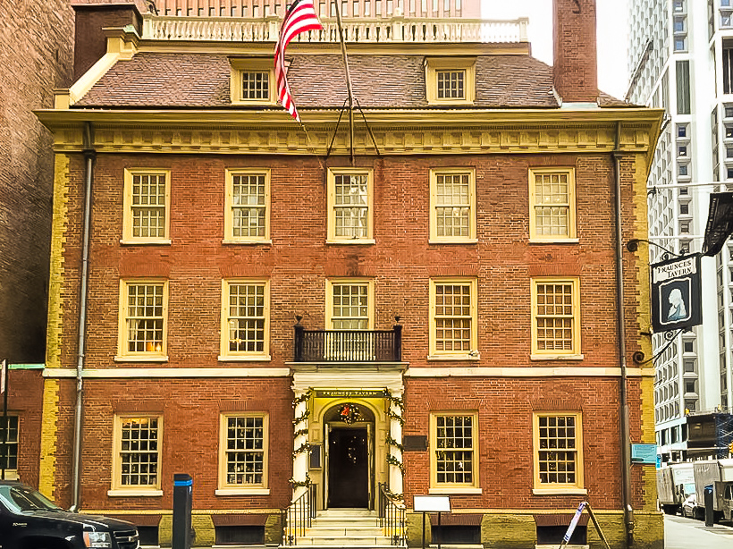 A Toast to The Oldest Building in New York City — Piccola