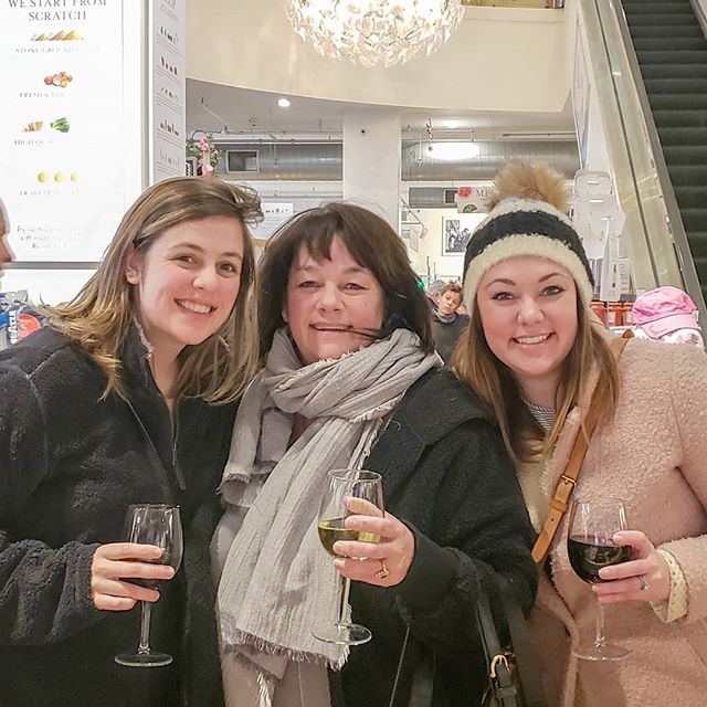 Well mom, we didn't get you a trip to Italy, but we took you to @eatalychicago, close enough right?? 🍷🥐🍝We had the best girls weekend mostly just stuffing our faces and shopping. . . Can you tell we are related? 😆 I swear we all look more alike every year. I really am turning into my mother 🤣 -- but not mad about it! . . #eataly #chicago #girlstrip #travelmore #chitown #wunderlust #plymouthmi #detroittraveler #puremichigan #midwestravels #michiganrealestate #michiganloanofficer #mlo #letsbuyyourdreamhome #familytime #metrodetroitmom #happyhour #hustle #workhardplayhard #mortgageexpert #collaboration #bossbabe #loanofficer #realestate #michiganhousing #weekendvibes #workfromanywhere #workingmom #winetime
