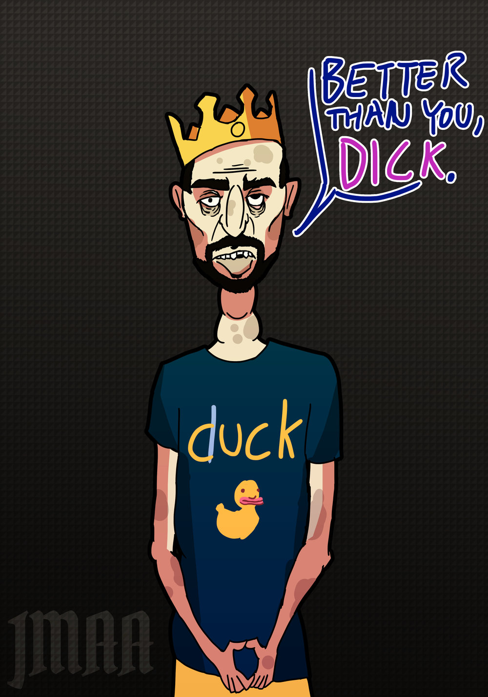 Maddox, the Best Cuck in the Universe
