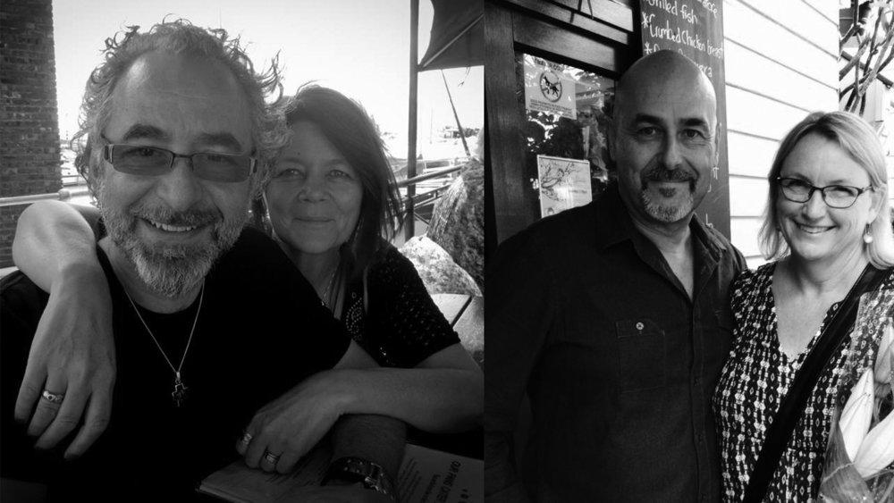 Alan & Deb Hirsch             Michael & Carolyn Frost