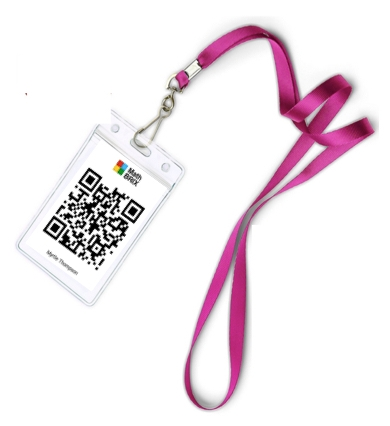 Our printable QR codes make it easy for students to sign-on.