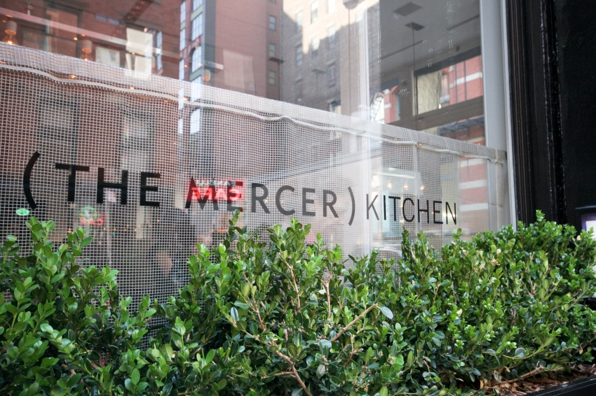 The Mercer Kitchen - 99 Prince St, Soho+1 212-966-5454See websiteFood: AmericanNEIGHBORHOOD: SohoReservations:opentable.comEditor's tip: Order the truffle pizza as an appetizer