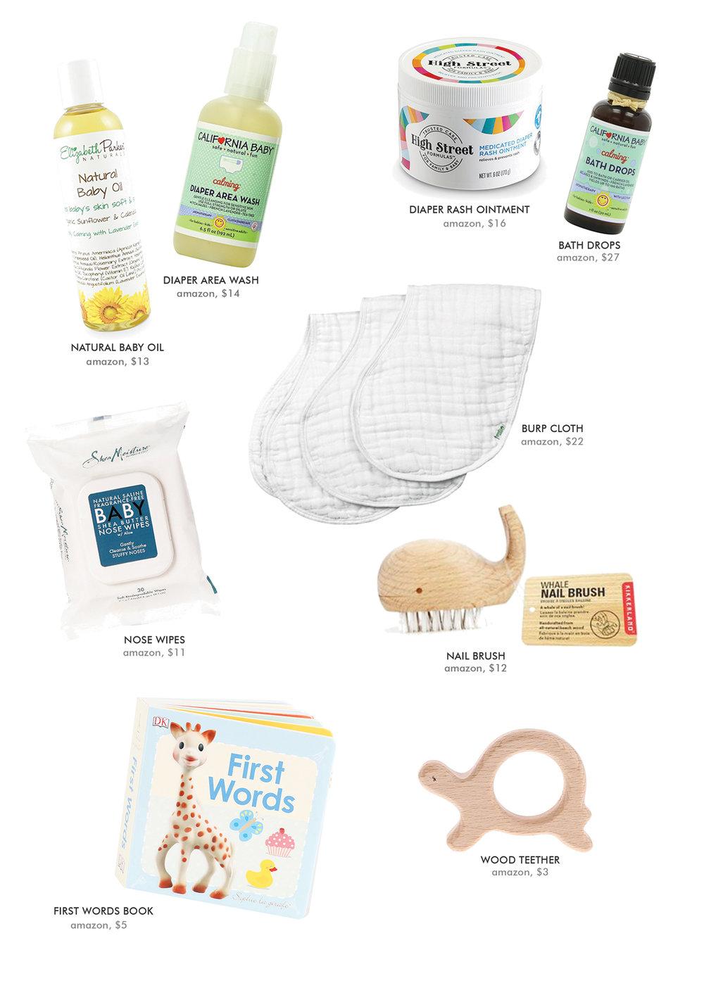 baby essentials - Baby Essentials