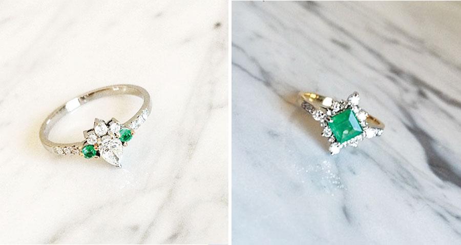 carol bassi - Qual seu estilo de anel de noivado?