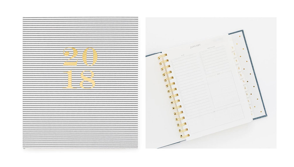 sugarpaper - Planners for 2018? I've got you covered