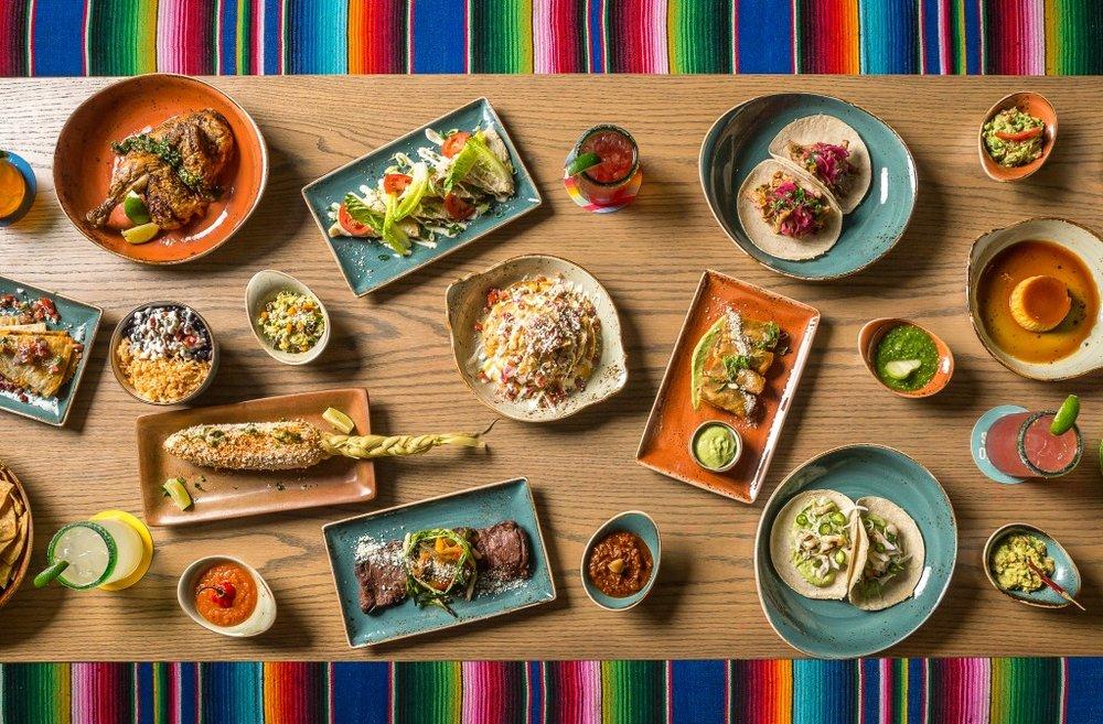 HORCHATA II NF 914 074 1024x673 - New York Guide - Restaurants