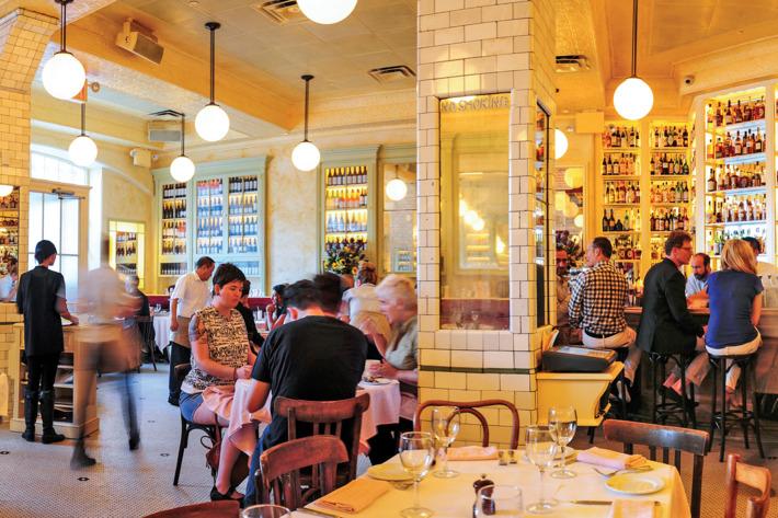 cherche midi nyc lolla 1 - New York Guide - Restaurants
