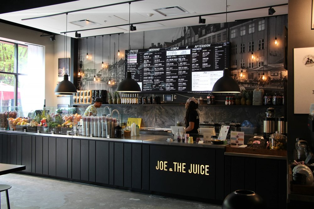 joe and the juice - New York Guide - Restaurants