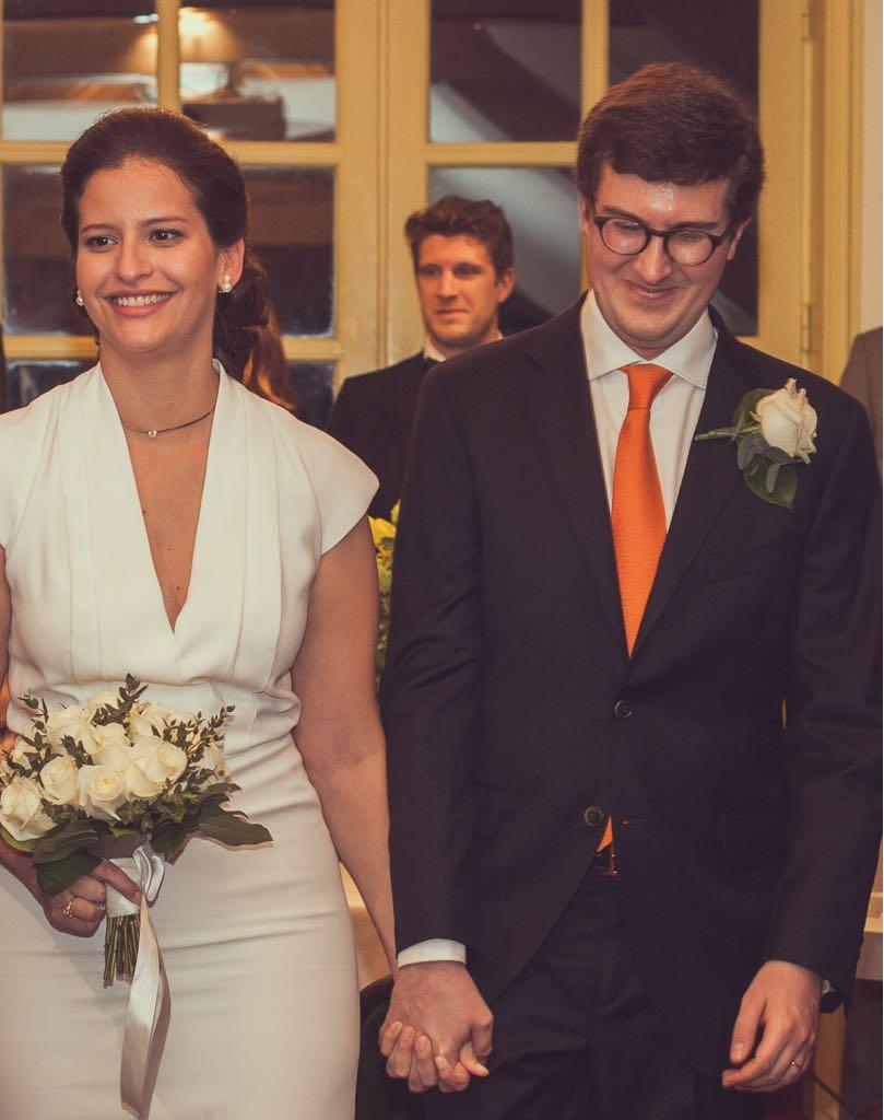 Mariana e Guillaume Delaby, Paris 2016