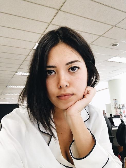 Nathalia Levy na ELLE
