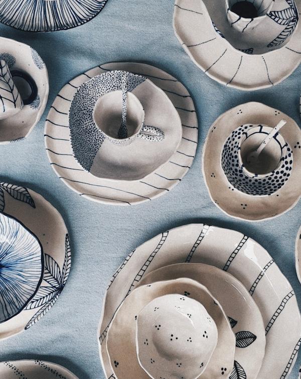 ceramicas by @iaiaestudios