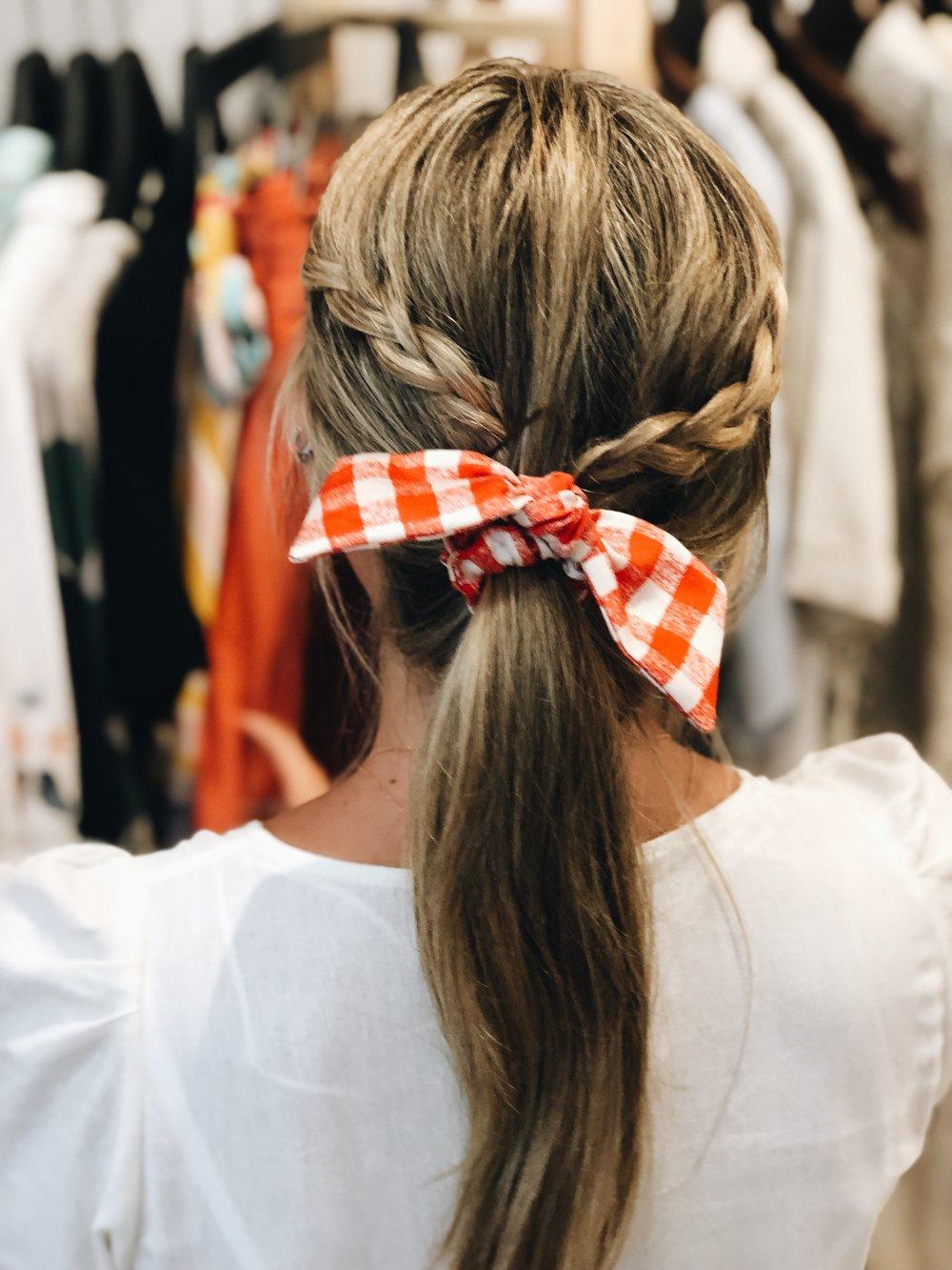 Hair style by Isa Kraco
