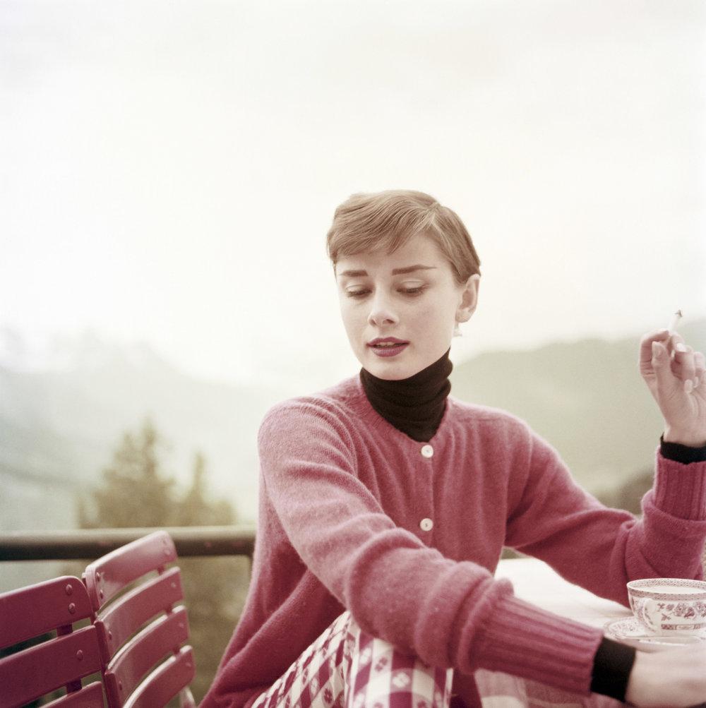 Audrey Hepburn/Archive Photos/Getty