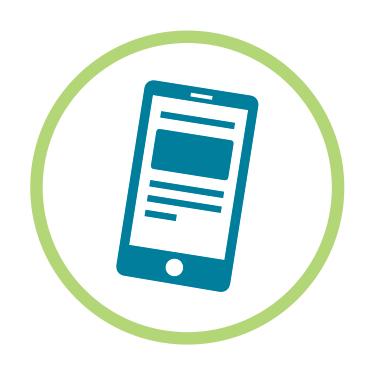 Website Content Strategy & Development Icon