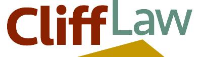 Cliff Law Logo
