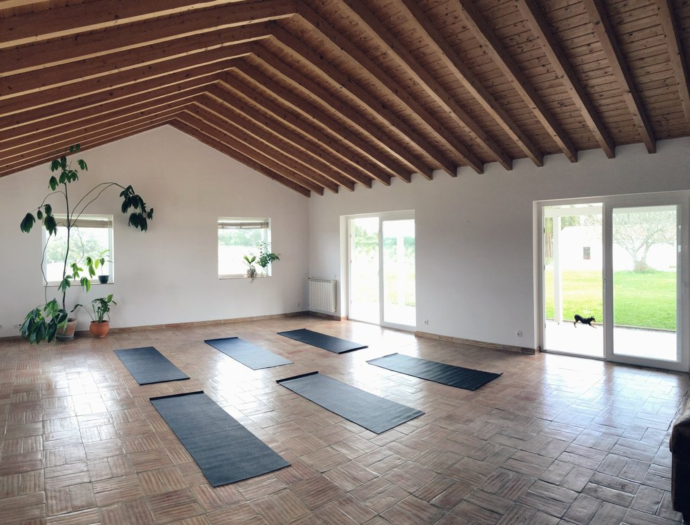 Indoor Shala
