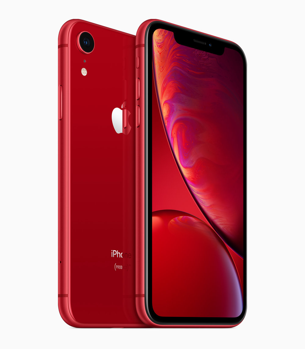 The Red XR looks amazing