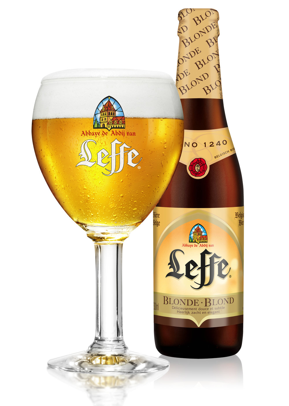 Leffe Blond - The lovely Belgium Blonde