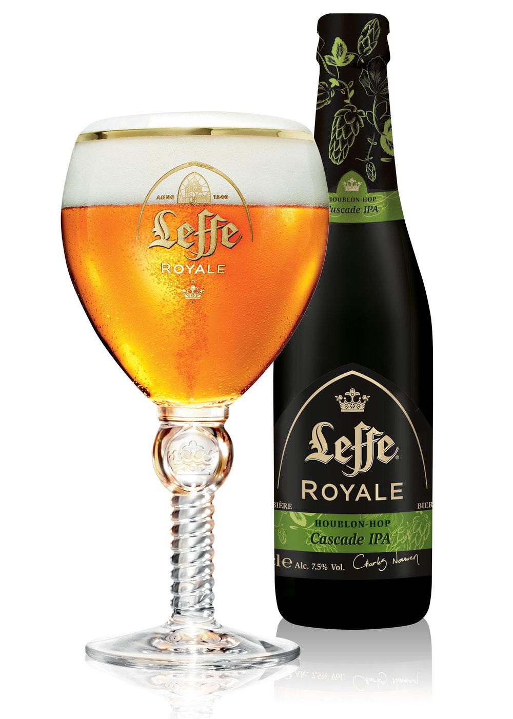 Leffe Royale Cascade IPA -