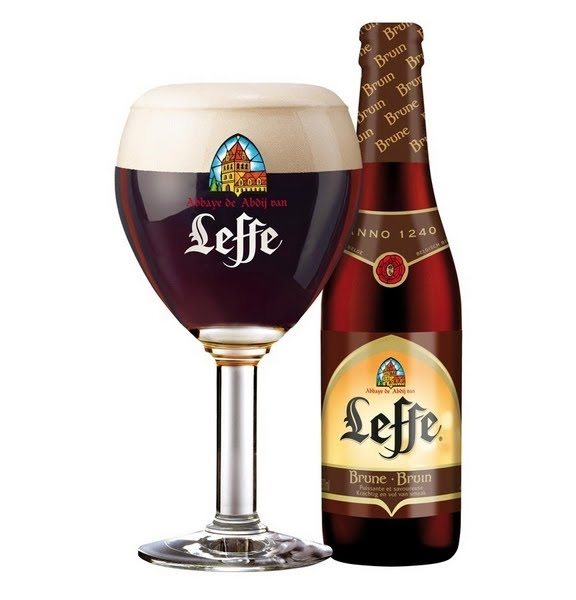 Leffe Bruin - The dark stallion of Belgium
