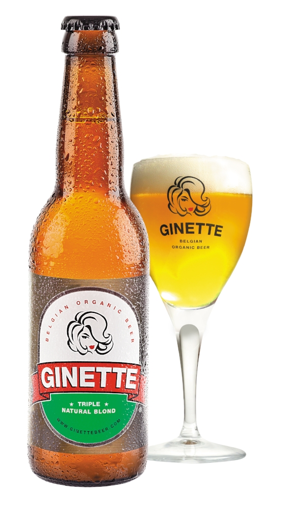 Ginette Triple - The Organic Belgium Triplet