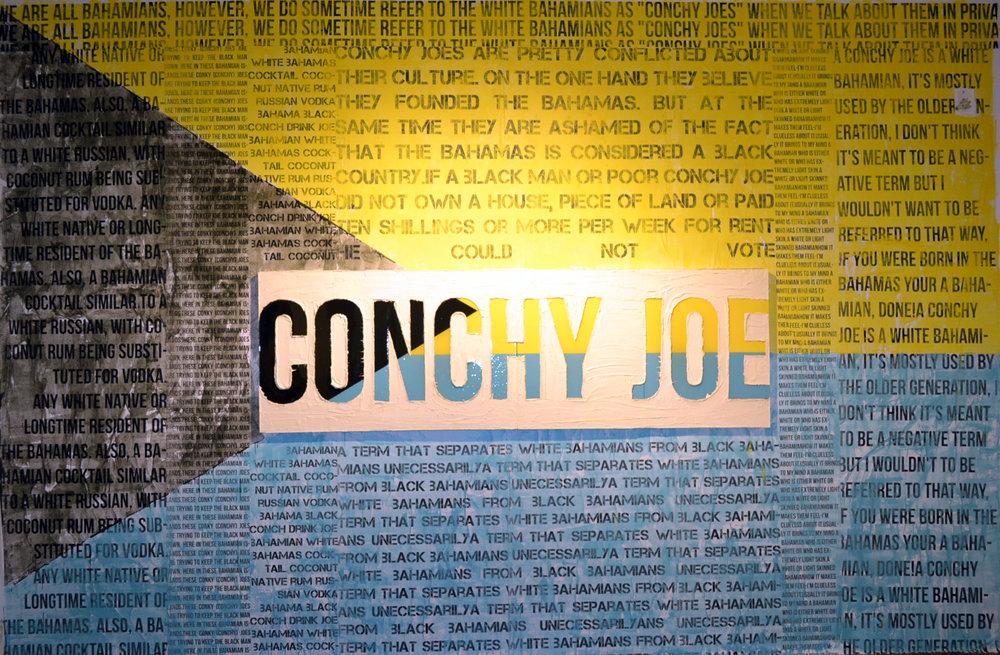 Conchy Joe