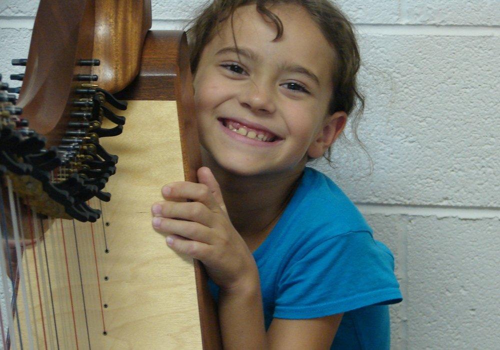 Harp student.JPG