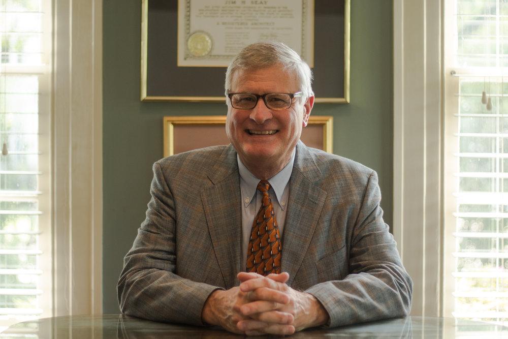 Frank E. Litchfield, III, AIA, NCARB, NCIDQ  Senior Principal, Architect, Interior Designer