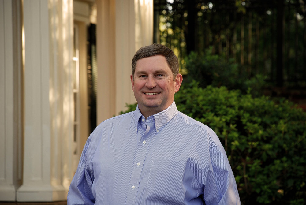 Greg A. O'Neal ,AIA, NCARB, LEED AP  Principal, Architect