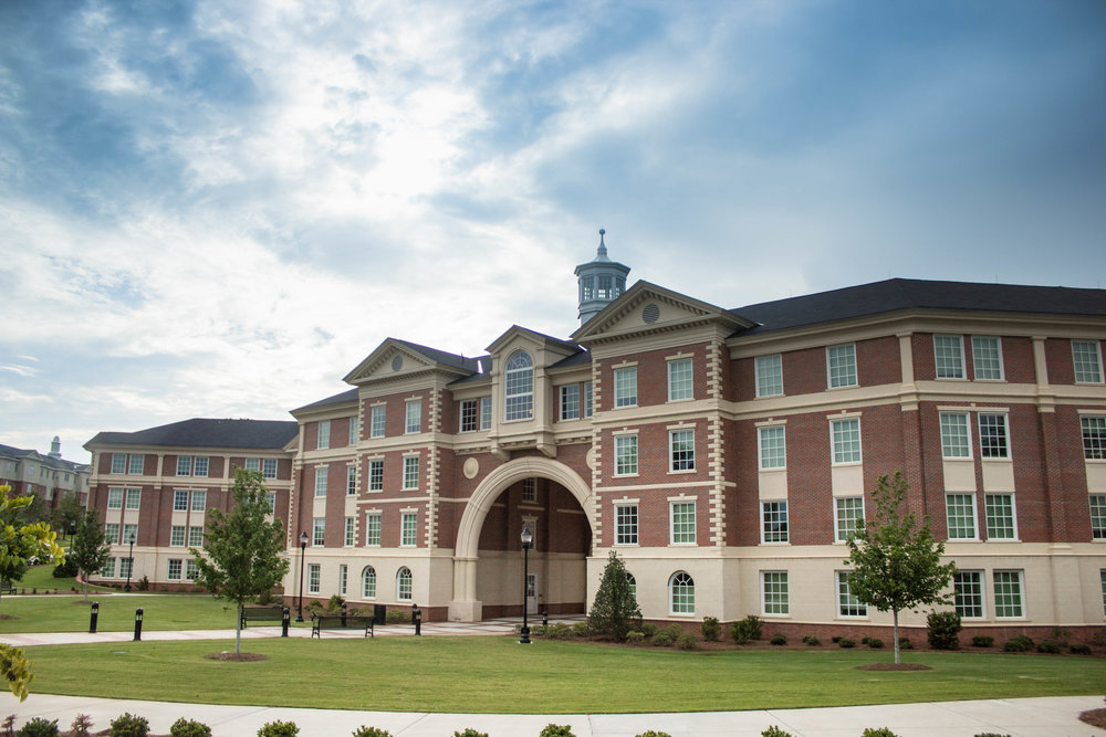 Alumni Residence Hall - Troy University