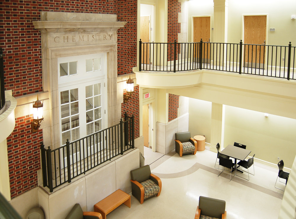 Ross Hall Addition and Renovation - Auburn University