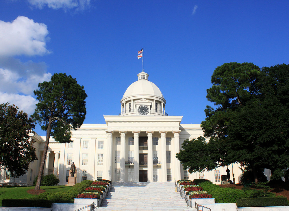 Alabama State Capitol Building Renovations - Montgomery, AL