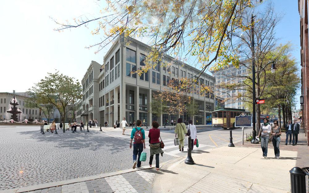 One Dexter Plaza Conceptual Design - Montgomery, AL
