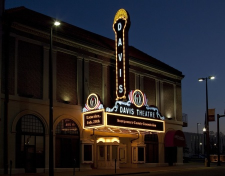 Davis Theatre Renovations - Montgomery, AL