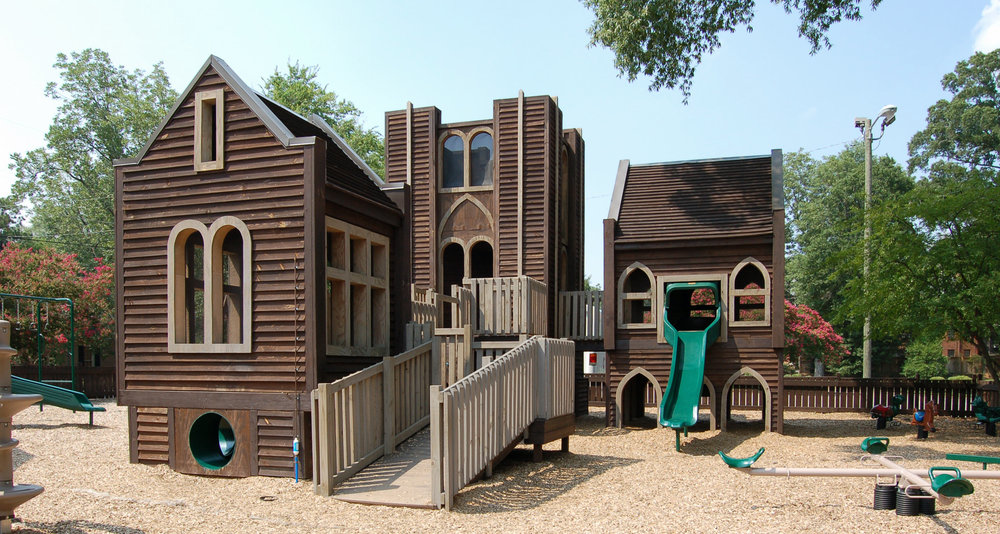 First United Methodist Church Playground - Montgomery, AL