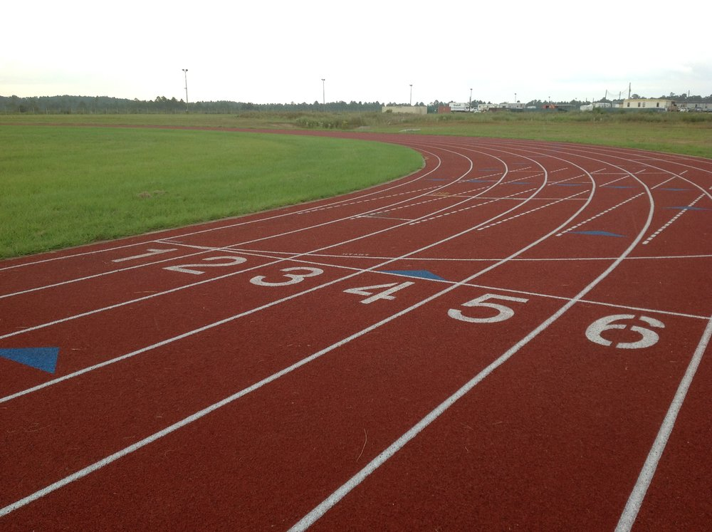 7th Special Forces Running Track - Eglin AFB, AL