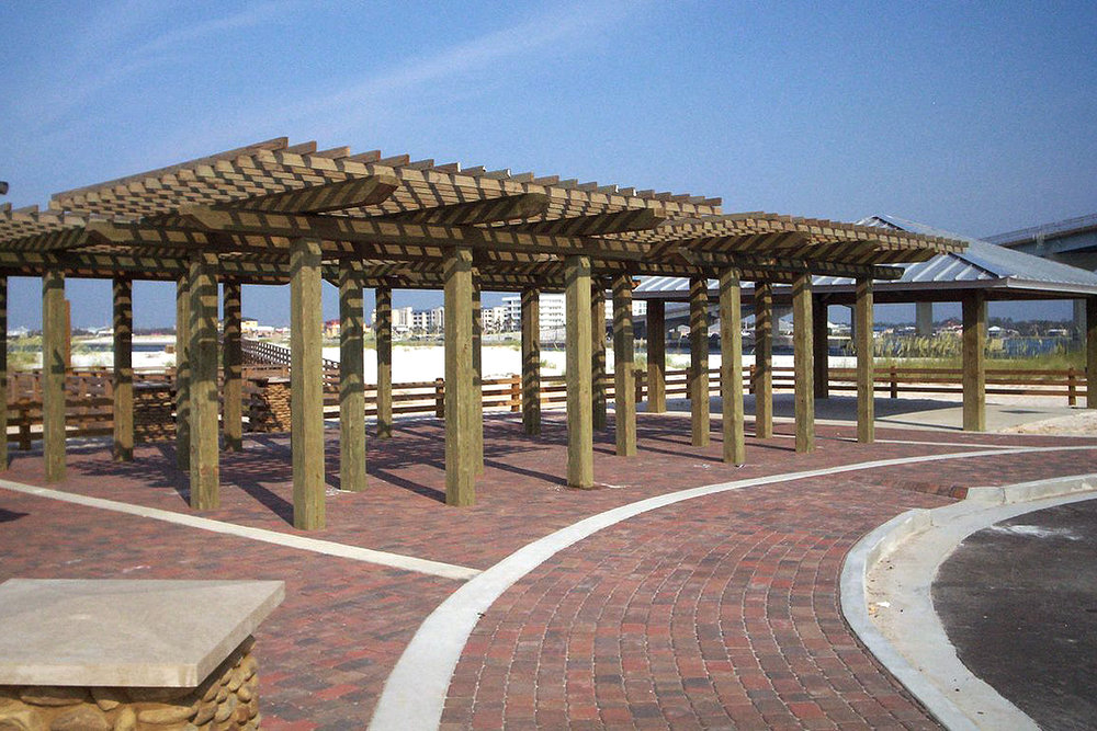 Gulf Shores State Park Pavilions - Gulf Shores, AL